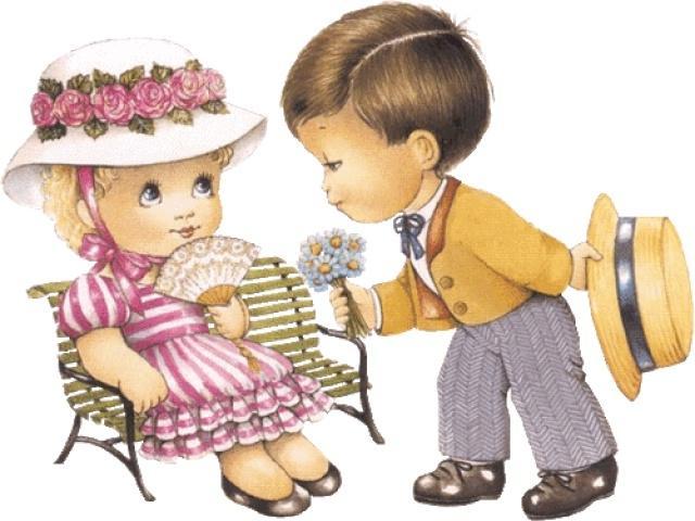 Дети говорят открытки