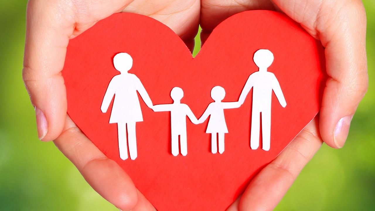 Картинки о любви родителей к детям