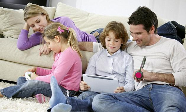 Основы семейного общения